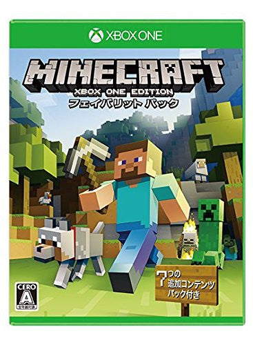 Minecraft: Xbox One Edition Favorites Pack