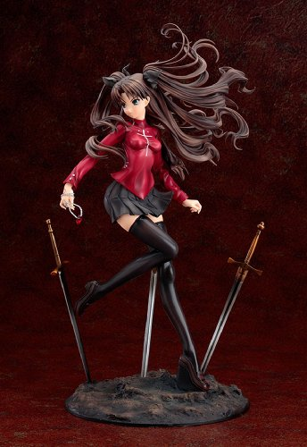 Image 4 for Fate/stay Night Unlimited Blade Works - Tohsaka Rin - 1/7 (Good Smile Company)