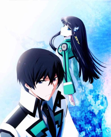 Image for Irregular At Magic High School Admission Arc I [Blu-ray+CD Limited Edition]