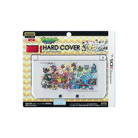 Image for Pokemon Hard Cover for 3DS LL (Pikachu & New Pokemon)