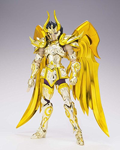 Image 9 for Saint Seiya: Soul of Gold - Capricorn Shura - Myth Cloth EX (Bandai)