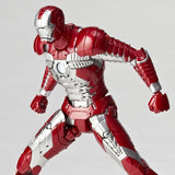 Thumbnail 2 for Iron Man 2 - Iron Man Mark V - Revoltech - Revoltech SFX 041 - Legacy of Revoltech - 41 (Kaiyodo)