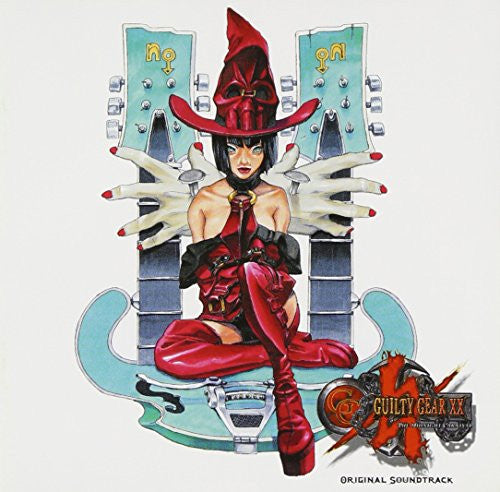 Image 1 for Guilty Gear XX Original Soundtrack