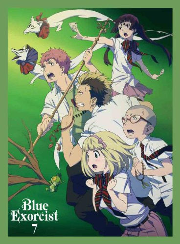 Image 1 for Blue Exorcist / Ao No Exorcist 7 [Blu-ray+CD Limited Edition]