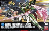 Thumbnail 2 for Gundam Build Fighters - XXXG-01WF Wing Gundam Fenice - HGBF - 1/144 (Bandai)