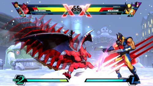 Image 6 for Ultimate Marvel vs. Capcom 3