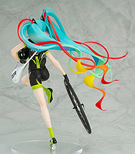 Image 5 for GOOD SMILE Racing - Hatsune Miku - 1/7 - Racing  2016, Team Ukyo Ver. (Max Factory)