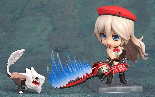 Image 4 for God Eater 2 - Alisa Ilinichina Amiella - Nendoroid #401 (Good Smile Company)