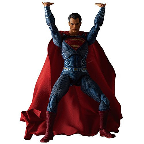 Image 6 for Batman v Superman: Dawn of Justice - Superman - Mafex No.018 (Medicom Toy)