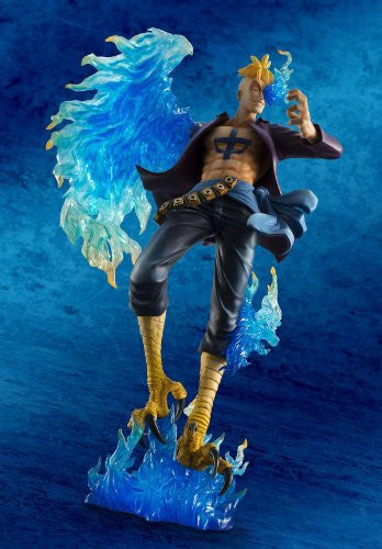 "Image 4 for One Piece - Marco - Excellent Model - Portrait Of Pirates ""MAS"" - 1/8 (MegaHouse)"