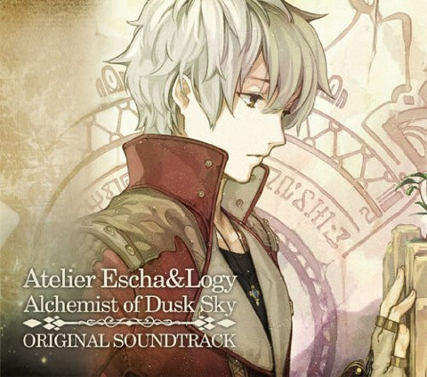 Image for Atelier Escha & Logy -Alchemist of Dusk Sky- Original Soundtrack