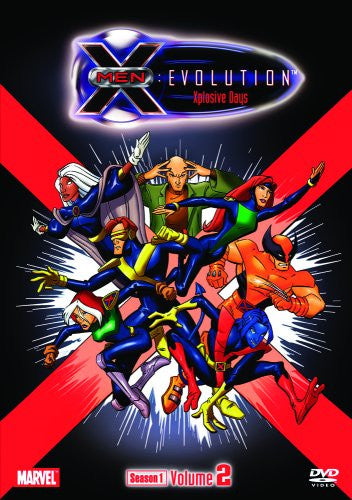 Image 1 for X-Men - Evolution Season 1 Volume2 - Xplosive Days [Limited Pressing]