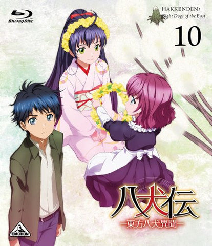 Image for Hakkenden Toho Hakken Vol.10