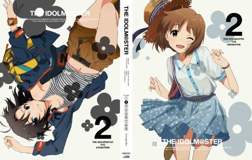 The Idolmaster 2 [DVD+CD Limited Edition]