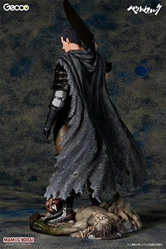 Image 5 for Berserk - Guts - 1/6 - Lost Children Chapter, The Black Swordsman Ver. (Gecco, Mamegyorai)
