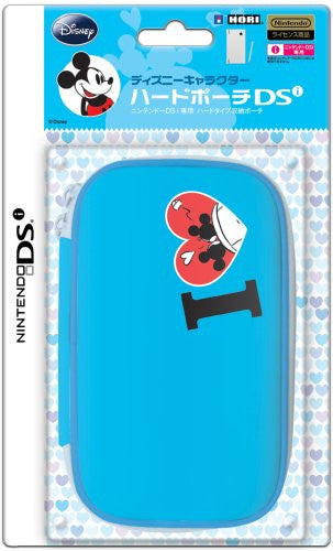 Image 1 for Disney Character Hard Pouch DSi (Minnie Blue)