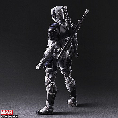 Image 6 for X-Force - Deadpool - Play Arts Kai - Variant Play Arts Kai - X-Force ver.