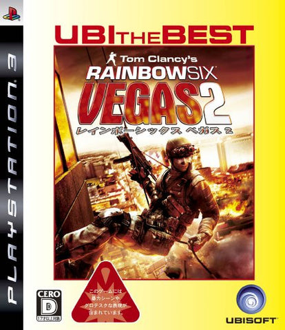 Image for Tom Clancy's Rainbow Six: Vegas 2 (Ubi the Best)