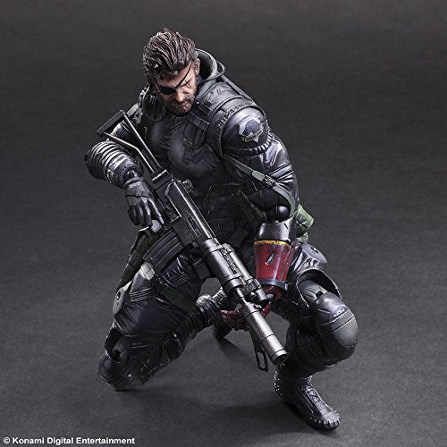 Image 4 for Metal Gear Solid V: The Phantom Pain - Venom Snake - Play Arts Kai - Sneaking Suit ver. (Square Enix)