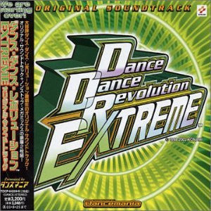Image 1 for DanceDanceRevolutionEXTREME ORIGINAL SOUNDTRACK