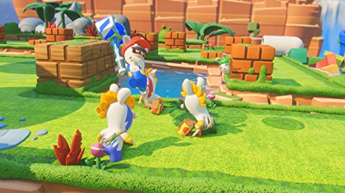 Mario + Rabbids - Kingdom Battle