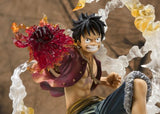 Thumbnail 7 for One Piece - Monkey D. Luffy - Figuarts ZERO - Battle ver. (Bandai)