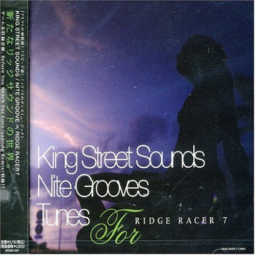 Image 1 for King Street Sounds / Nite Grooves Tunes For Ridge Racer 7