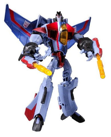 Image for Transformers Animated - Starscream - TA07 (Takara Tomy)