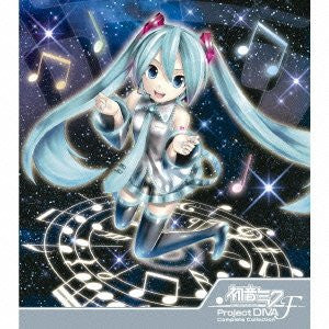Image 1 for Miku Hatsune -Project DIVA- F Complete Collection [Limited Edition]