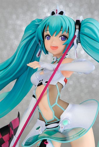 Image 7 for GOOD SMILE Racing - Vocaloid - Hatsune Miku - 1/7 - Racing 2012 (Dragon Toy, FREEing)