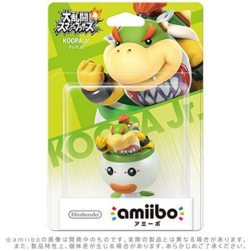 Image 3 for Dairantou Smash Bros. for Wii U - Koopa Jr. - Amiibo - Amiibo Dairantou Smash Bros. Series (Nintendo)