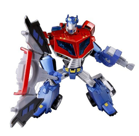 Image for Transformers Animated - Convoy - TA01 - Optimus Prime (Takara Tomy)