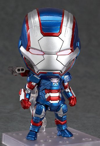 Image 2 for Iron Man 3 - Iron Patriot - Nendoroid #392 - Full Action (Good Smile Company)