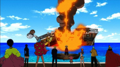 Image 4 for One Piece Episode Of Merry - Mo Hitori No Nakama No Monogatari [CD+DVD Limited Edition]
