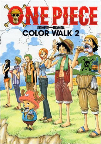 Image 1 for One Piece Color Walk 2