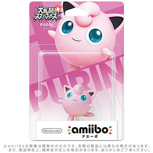 Image 1 for amiibo Super Smash Bros. Series Figure (Purin)