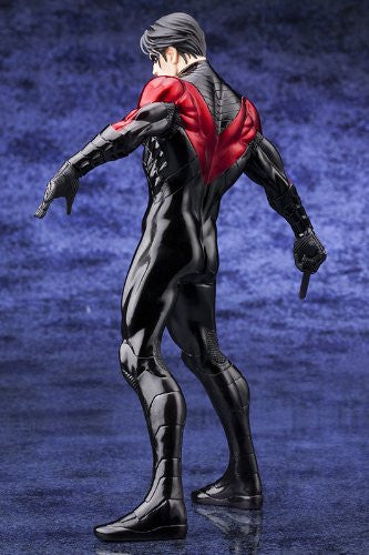 Image 8 for Justice League - Nightwing - DC Comics New 52 ARTFX+ - 1/10 (Atelier Bamboo, Kotobukiya)