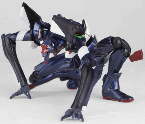 Image 4 for Evangelion Shin Gekijouban - EVA-01 - Revoltech - Metallic Color (Kaiyodo)