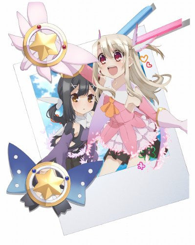 Image 2 for Fate/kaleid Liner Prisma Illya Vol.1 [DVD+CD Limited Edition]
