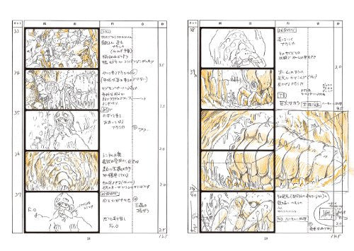 Image 2 for Nausicaa Story Board Book