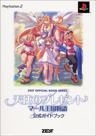 Image 1 for Tenshi No Present Marl Oukoku Monogatari Official Guide Book / Ps2