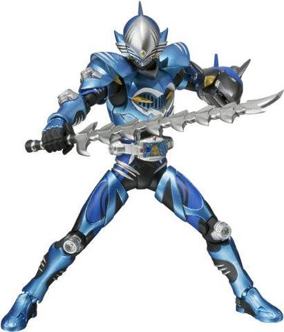 Image for Kamen Rider Decade - Kamen Rider Abyss - S.H.Figuarts (Bandai)