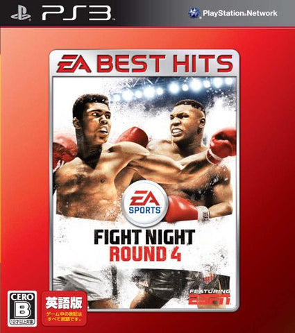 Image for Fight Night Round 4 (EA Best Hits)
