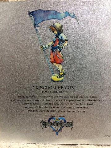 Image for Kingdam Hearts Postcard Book