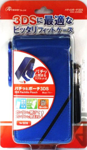 Image for Pachitto Pouch 3DS (Blue)