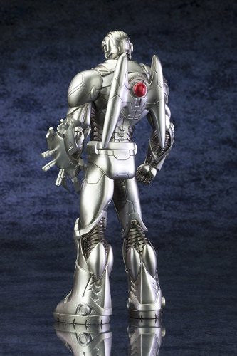 Image 6 for Justice League - Cyborg - DC Comics New 52 ARTFX+ - 1/10 (Kotobukiya)