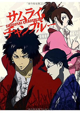 Image for Samurai Champloo   Roman Album