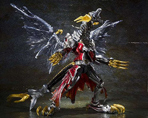 Image 6 for Kamen Rider Wizard - S.I.C. - Flame Dragon Style, All Dragon (Bandai)