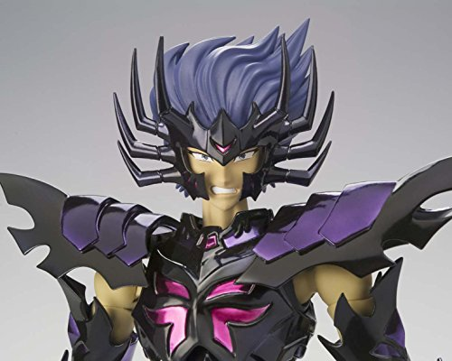 Image 5 for Saint Seiya - Cancer Death Mask - Myth Cloth EX - Hades Specter Surplice (Bandai)