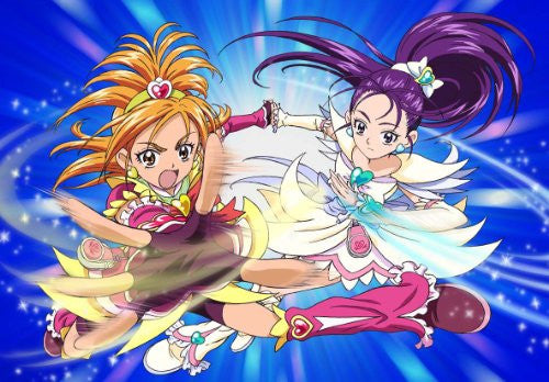 Image 2 for Futari Wa Precure Splash Star DVD Box Vol.1 [Limited Edition]
